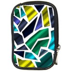Mosaic Shapes Compact Camera Cases Front