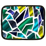 Mosaic Shapes Netbook Case (XL)  Front