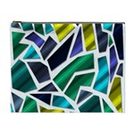 Mosaic Shapes Cosmetic Bag (XL) Front