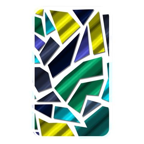 Mosaic Shapes Memory Card Reader