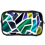 Mosaic Shapes Toiletries Bags Front