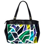 Mosaic Shapes Office Handbags (2 Sides)  Back
