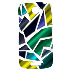 Mosaic Shapes HTC One S Hardshell Case