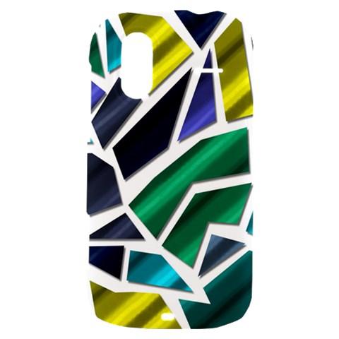 Mosaic Shapes HTC Amaze 4G Hardshell Case
