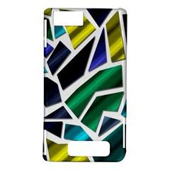 Mosaic Shapes Motorola DROID X2