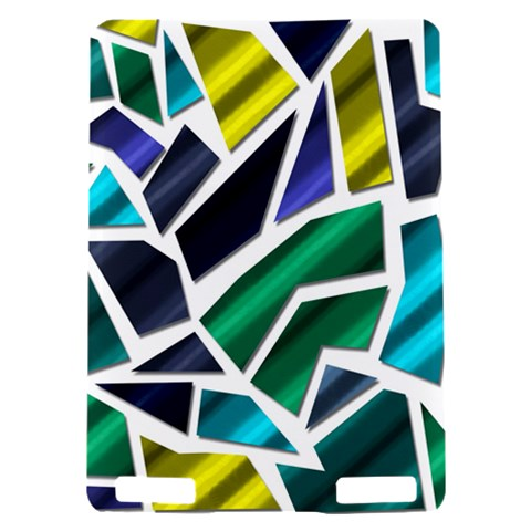 Mosaic Shapes Kindle Touch 3G