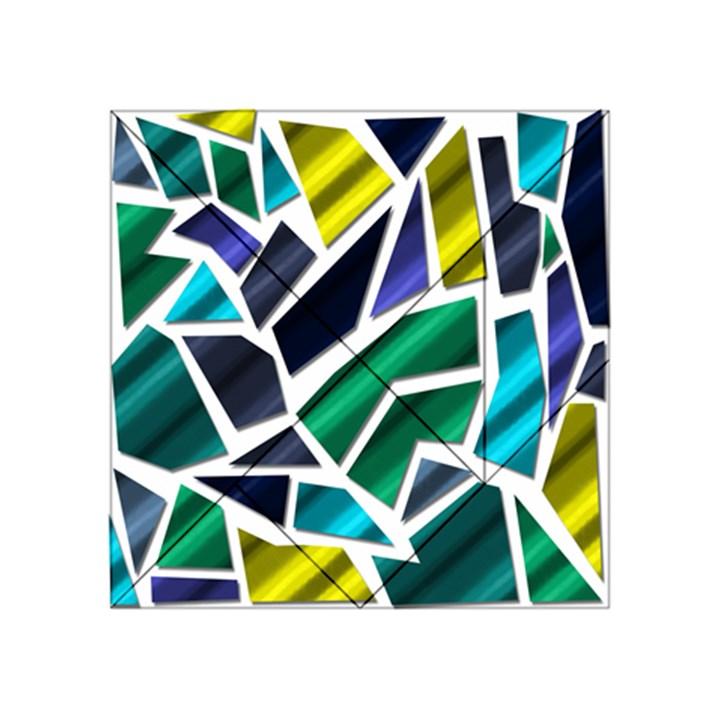 Mosaic Shapes Acrylic Tangram Puzzle (4  x 4 )