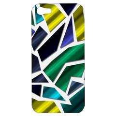 Mosaic Shapes Apple iPhone 5 Hardshell Case