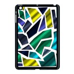 Mosaic Shapes Apple iPad Mini Case (Black) Front