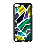 Mosaic Shapes Apple iPod Touch 5 Case (Black) Front