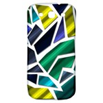 Mosaic Shapes Samsung Galaxy S3 S III Classic Hardshell Back Case Front
