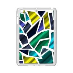 Mosaic Shapes iPad Mini 2 Enamel Coated Cases