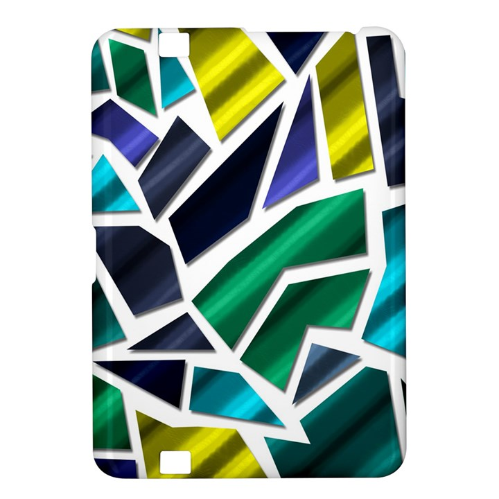 Mosaic Shapes Kindle Fire HD 8.9