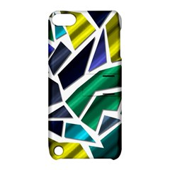 Mosaic Shapes Apple iPod Touch 5 Hardshell Case with Stand