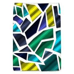 Mosaic Shapes Flap Covers (L)