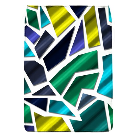 Mosaic Shapes Flap Covers (S)