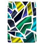 Mosaic Shapes Flap Covers (S)  Front