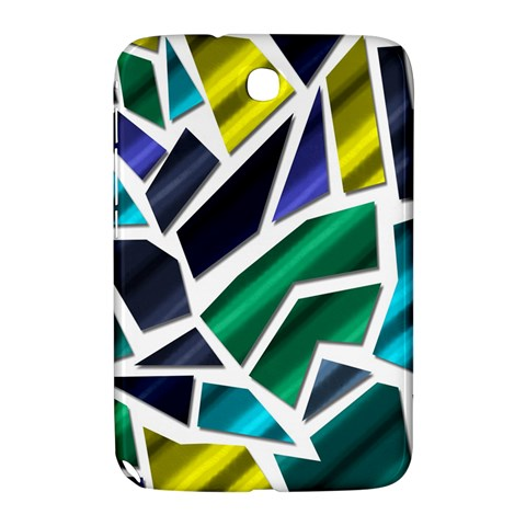 Mosaic Shapes Samsung Galaxy Note 8.0 N5100 Hardshell Case