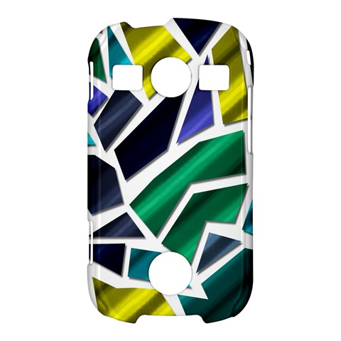 Mosaic Shapes Samsung Galaxy S7710 Xcover 2 Hardshell Case