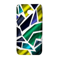 Mosaic Shapes HTC Butterfly S/HTC 9060 Hardshell Case