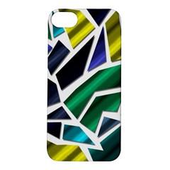 Mosaic Shapes Apple iPhone 5S/ SE Hardshell Case