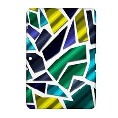 Mosaic Shapes Samsung Galaxy Tab 2 (10.1 ) P5100 Hardshell Case