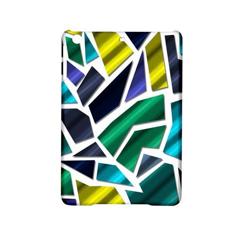 Mosaic Shapes iPad Mini 2 Hardshell Cases