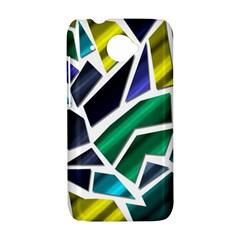 Mosaic Shapes HTC Desire 601 Hardshell Case