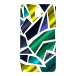 Mosaic Shapes Samsung Galaxy Note 3 N9005 Hardshell Back Case Front