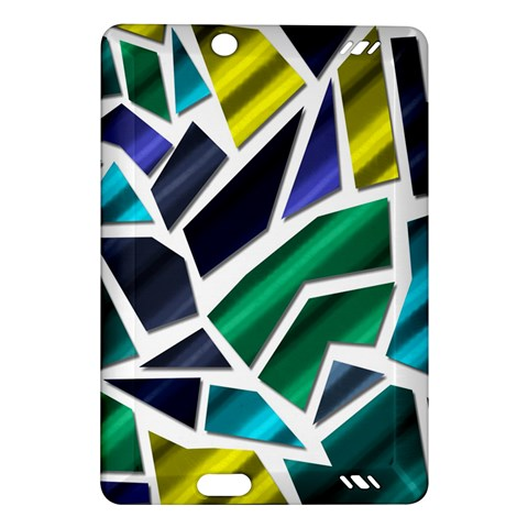 Mosaic Shapes Amazon Kindle Fire HD (2013) Hardshell Case