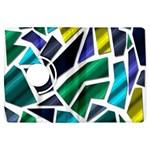 Mosaic Shapes Kindle Fire HDX Flip 360 Case Front
