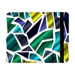 Mosaic Shapes Samsung Galaxy Tab Pro 8.4  Flip Case Front