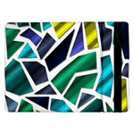 Mosaic Shapes Samsung Galaxy Tab Pro 12.2  Flip Case Front