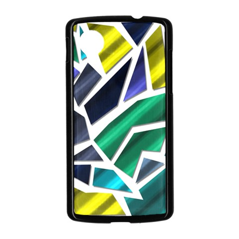 Mosaic Shapes Nexus 5 Case (Black)