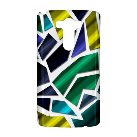 Mosaic Shapes LG G3 Hardshell Case