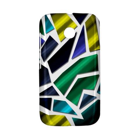 Mosaic Shapes Motorola Moto E