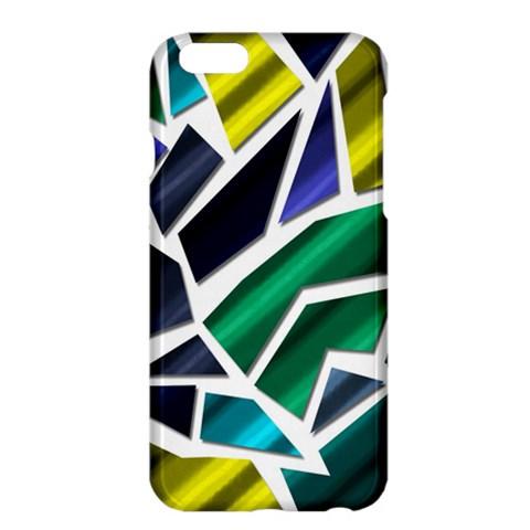 Mosaic Shapes Apple iPhone 6 Plus/6S Plus Hardshell Case