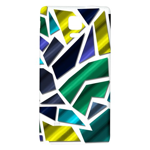 Mosaic Shapes Galaxy Note 4 Back Case