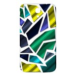 Mosaic Shapes Samsung Galaxy Mega I9200 Hardshell Back Case Front