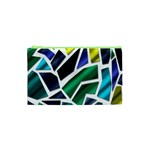 Mosaic Shapes Cosmetic Bag (XS) Front