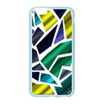 Mosaic Shapes Apple Seamless iPhone 6/6S Case (Color) Front