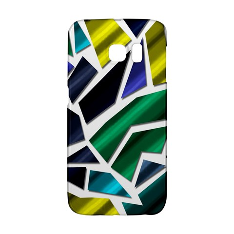 Mosaic Shapes Galaxy S6 Edge