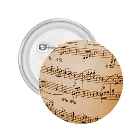 Music Notes Background 2.25  Buttons