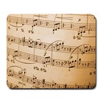 Music Notes Background Large Mousepads Front