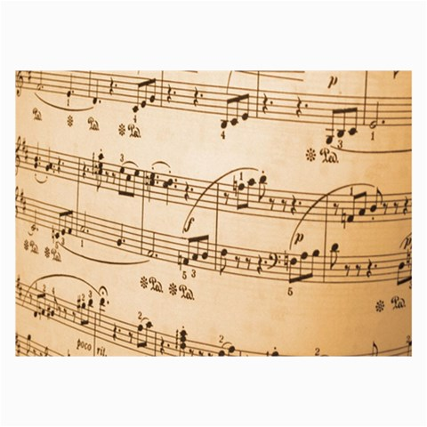 Music Notes Background Collage Prints