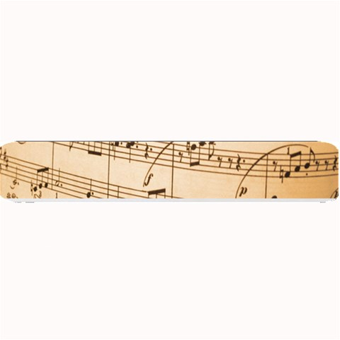 Music Notes Background Small Bar Mats