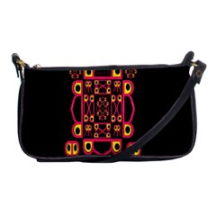 Alphabet Shirt Shoulder Clutch Bags