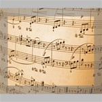 Music Notes Background Canvas 10  x 8  10  x 8  x 0.875  Stretched Canvas