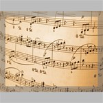 Music Notes Background Canvas 16  x 12  16  x 12  x 0.875  Stretched Canvas