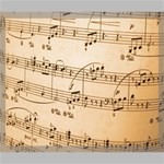 Music Notes Background Canvas 24  x 20  24  x 20  x 0.875  Stretched Canvas